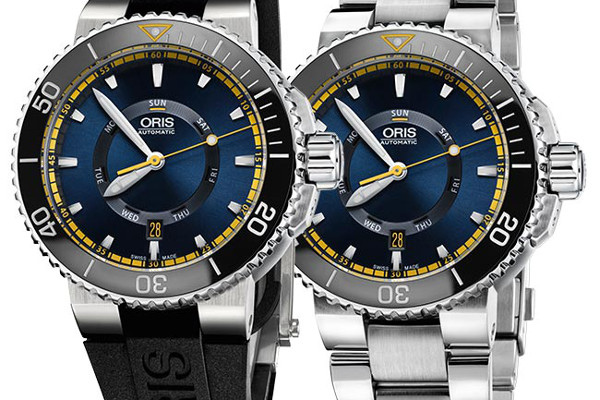 ORIS Aquis GREAT BARRIER REEF LE
