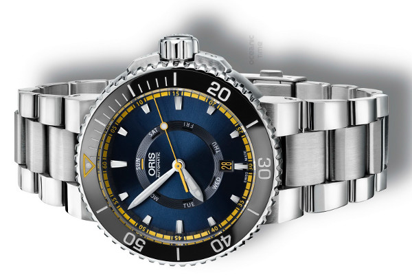 ORIS Aquis GREAT BARRIER REEF LE2