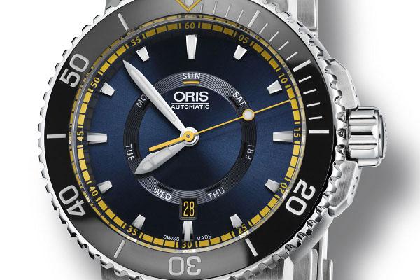 ORIS Aquis GREAT BARRIER REEF LEpub01
