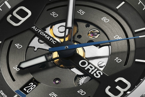 Oris Williams Engine Date Watch - Hodinky b1e8180d036