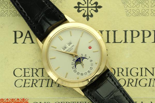 """Pět klasických """"vintage"""" hodinek Patek Philippe - Hodinky 40feeabfab"""