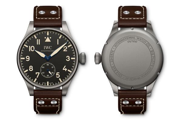 IWC Big Pilot's Heritage Watch 5501pub