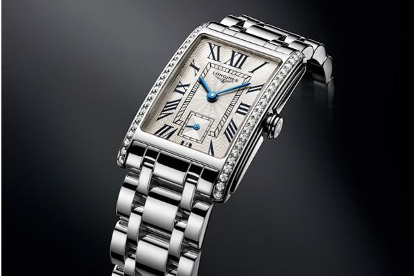 0f17204d5 Dámské náramkové hodinky Longines DolceVita vděčí za svou celosvětovou  popularitu existencí různých variací umožňujících, aby si zákaznice mohly  vybrat dle ...