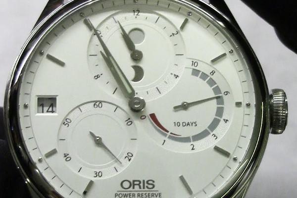 Oris Artelier Calibre 11203pub