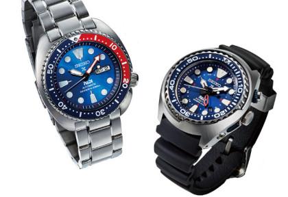630e4451080 Potápěčské hodinky Seiko Automatic Diver SRPA21 a Seiko Kinetic GMT SUN