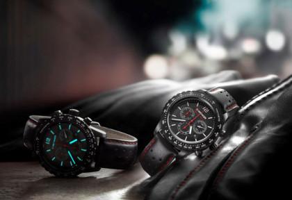 b1c736caa2c Wenger Roadster Black Night. Nový model pánských náramkových hodinek  švýcarské ...