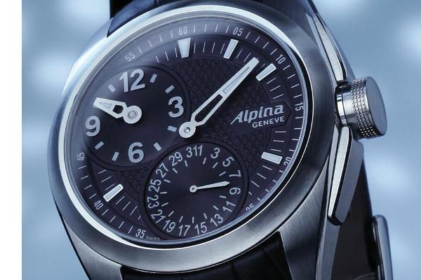 Alpina Club Regulator Manufacture01pub